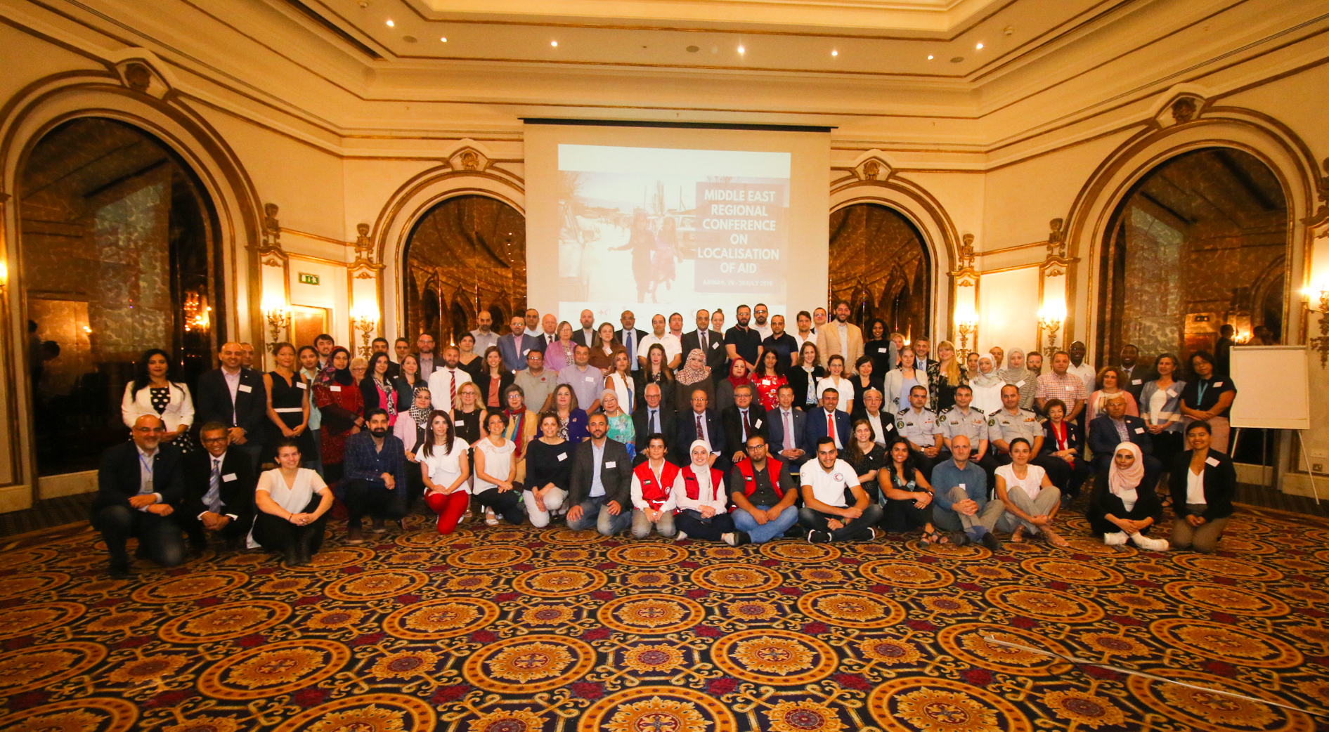 Middle East Regional Conference on Localisation - Amman, 29-30 July 2019