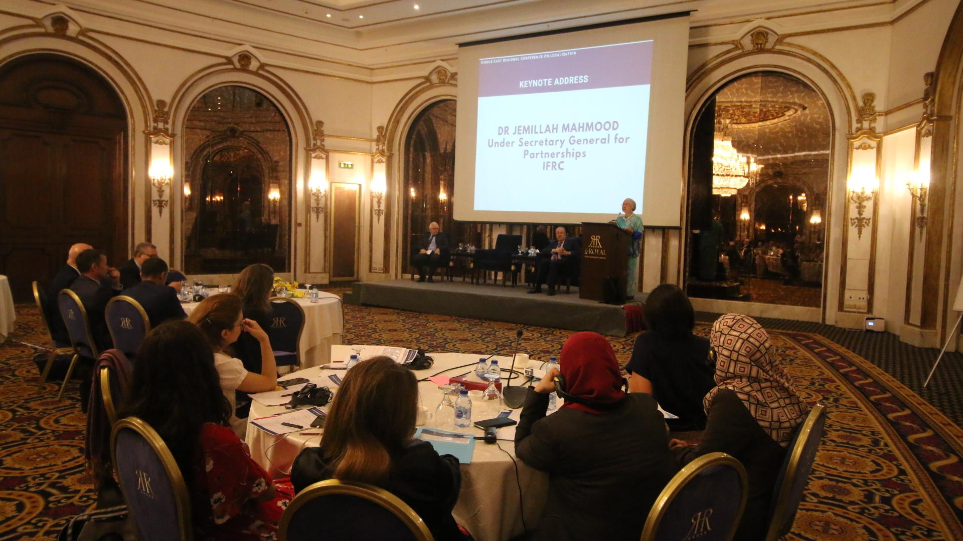 10Middle East Regional Conference on Localisation - Amman, 29-30 July 2019 - 5