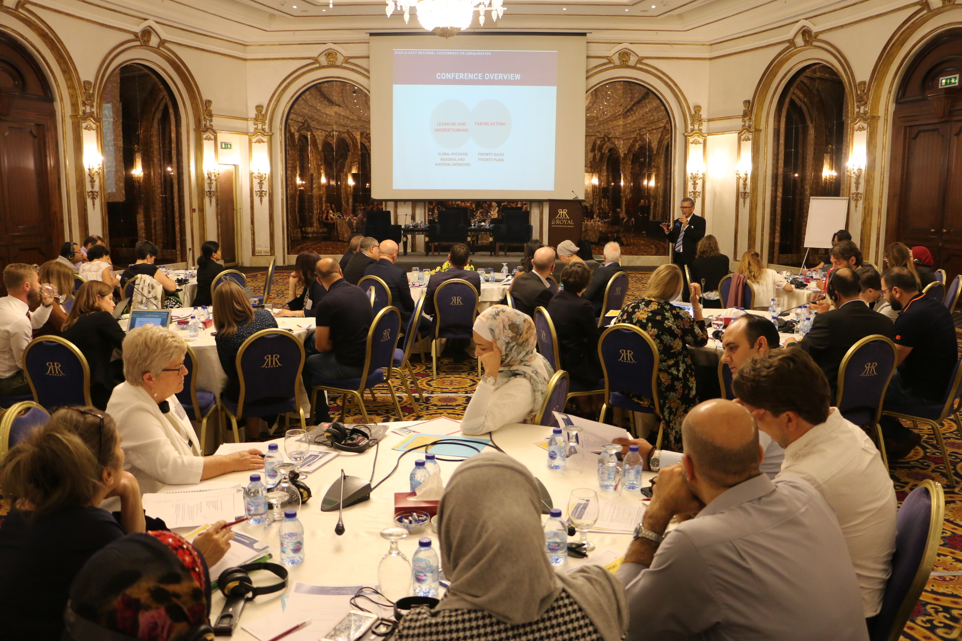 Middle East Regional Conference on Localisation - Amman, 29-30 July 2019 - Participants 7