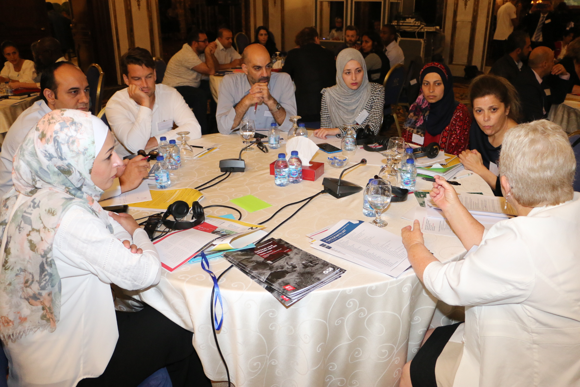 Middle East Regional Conference on Localisation - Amman, 29-30 July 2019 - Participants 12