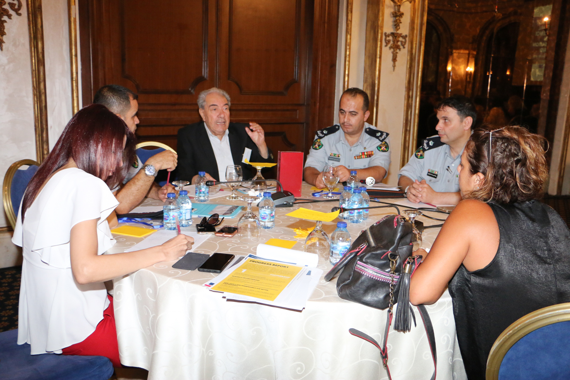 Middle East Regional Conference on Localisation - Amman, 29-30 July 2019 - Participants 16