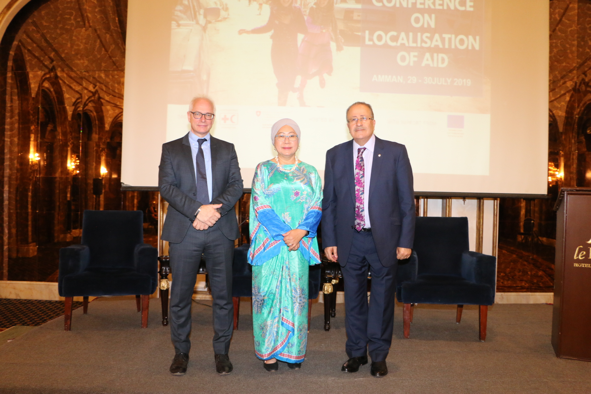 Middle East Regional Conference on Localisation - Amman, 29-30 July 2019 - 4