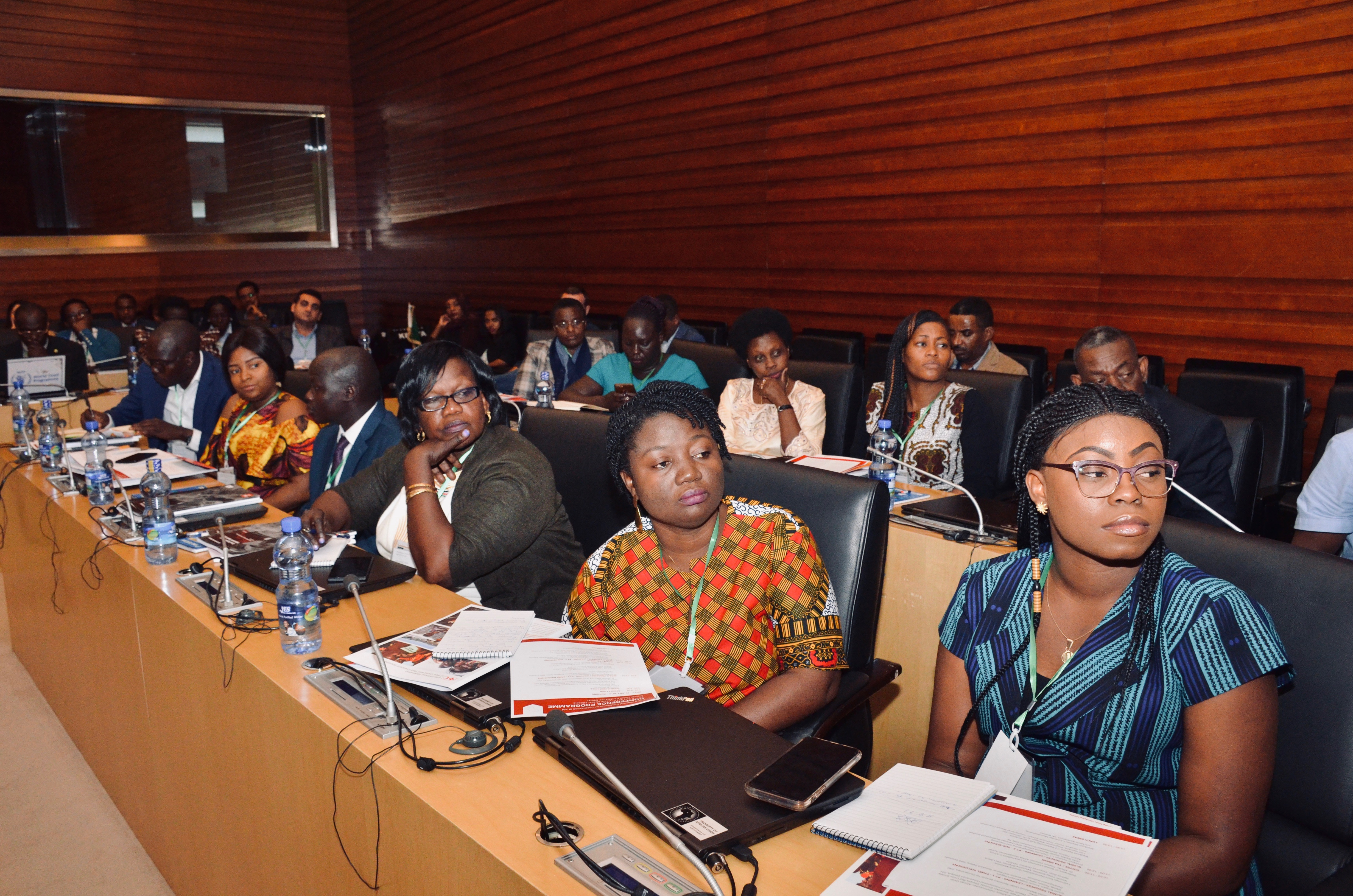 Africa Regional Conference on Localisation Day 1 Opening Session Plenary - Participants 2