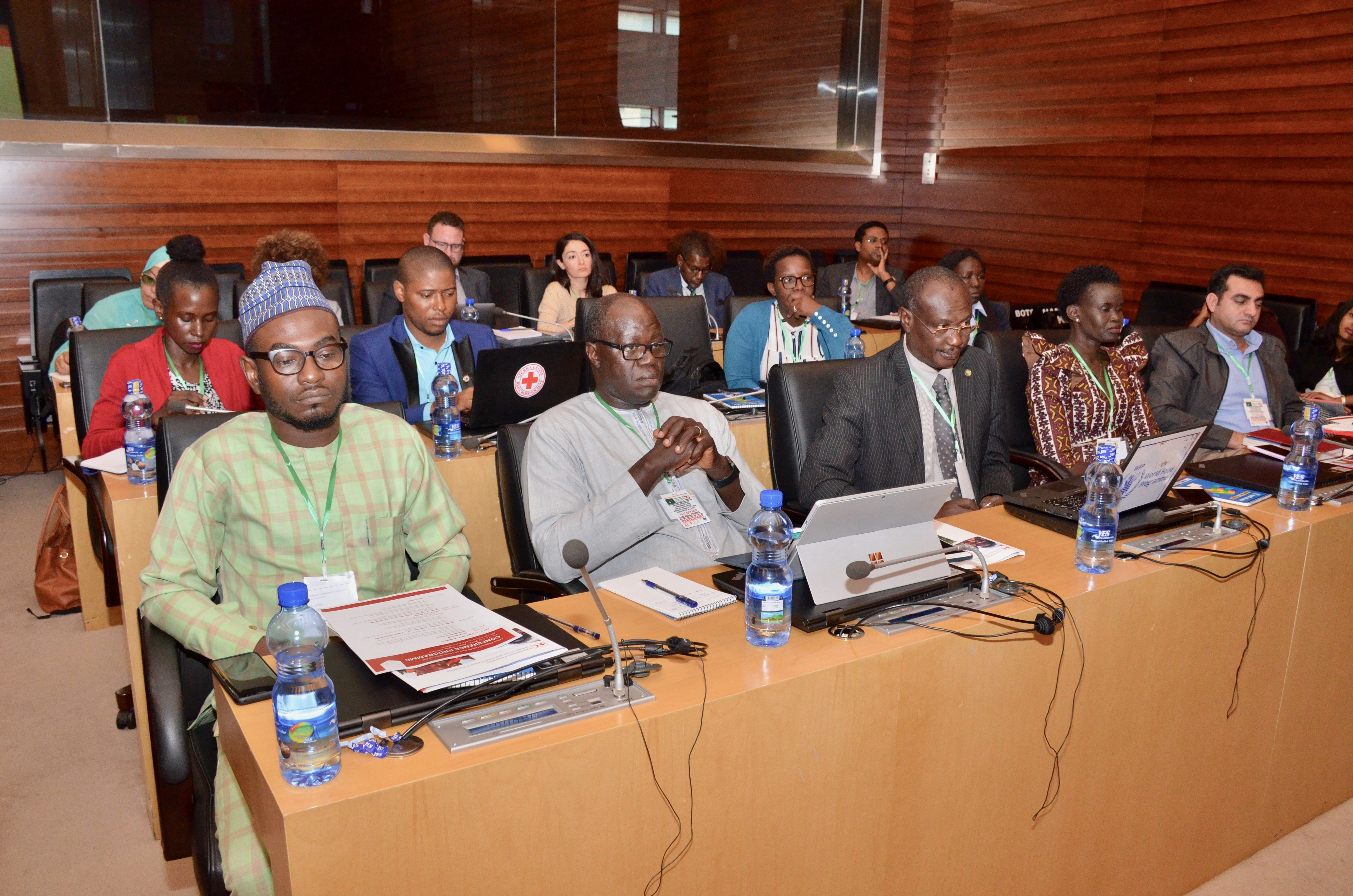 Africa Regional Conference on Localisation Day 1 Opening Session Plenary - Participants 3