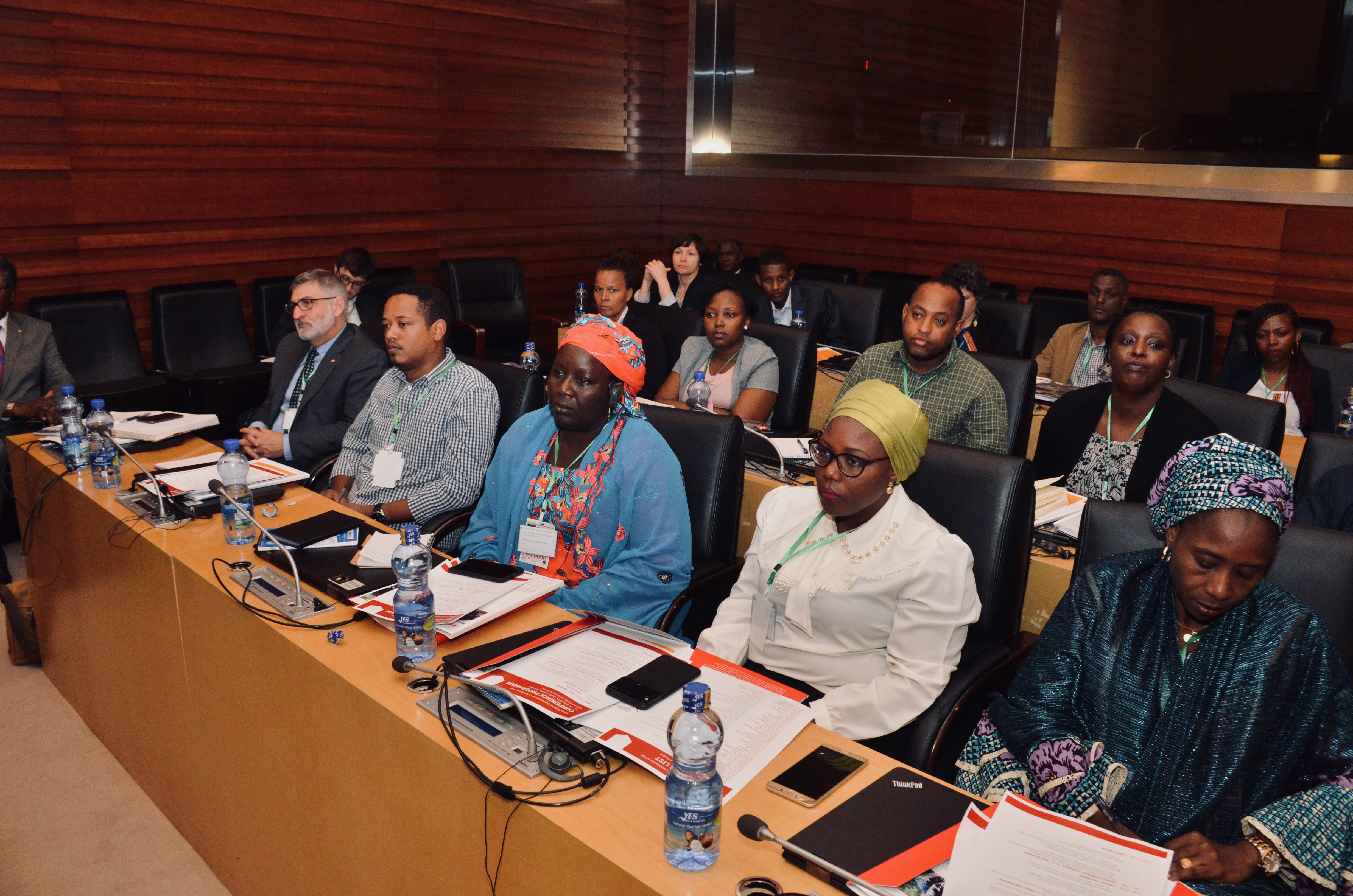DSC_0532Africa Regional Conference on Localisation Day 1 Opening Session Plenary - Participants 4