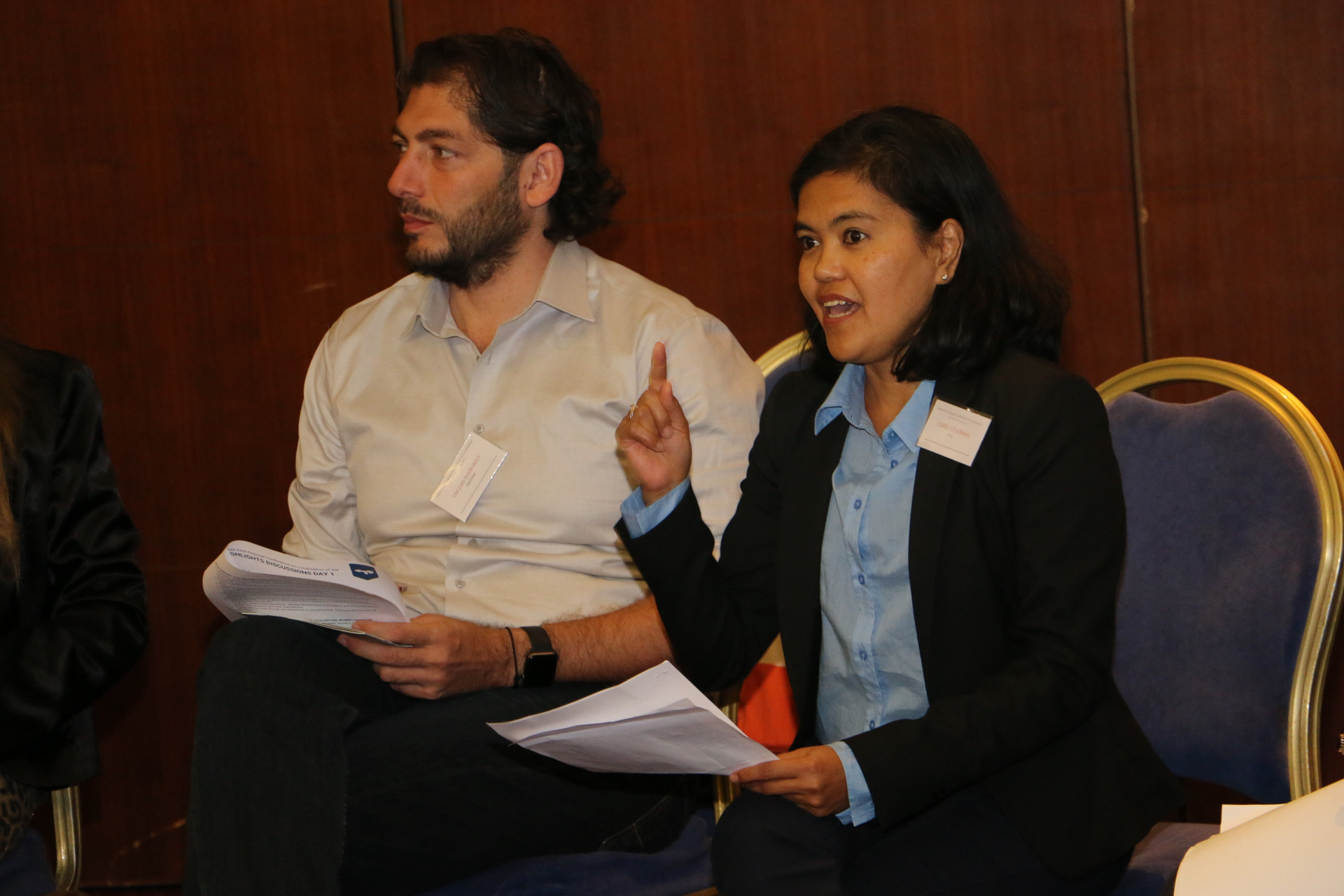 Middle East Regional Conference on Localisation - Day 2 - Group Discussions