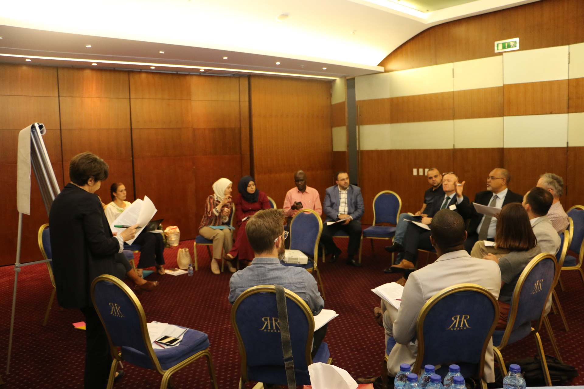 Middle East Regional Conference on Localisation - Day 2 - Group Discussions - 2