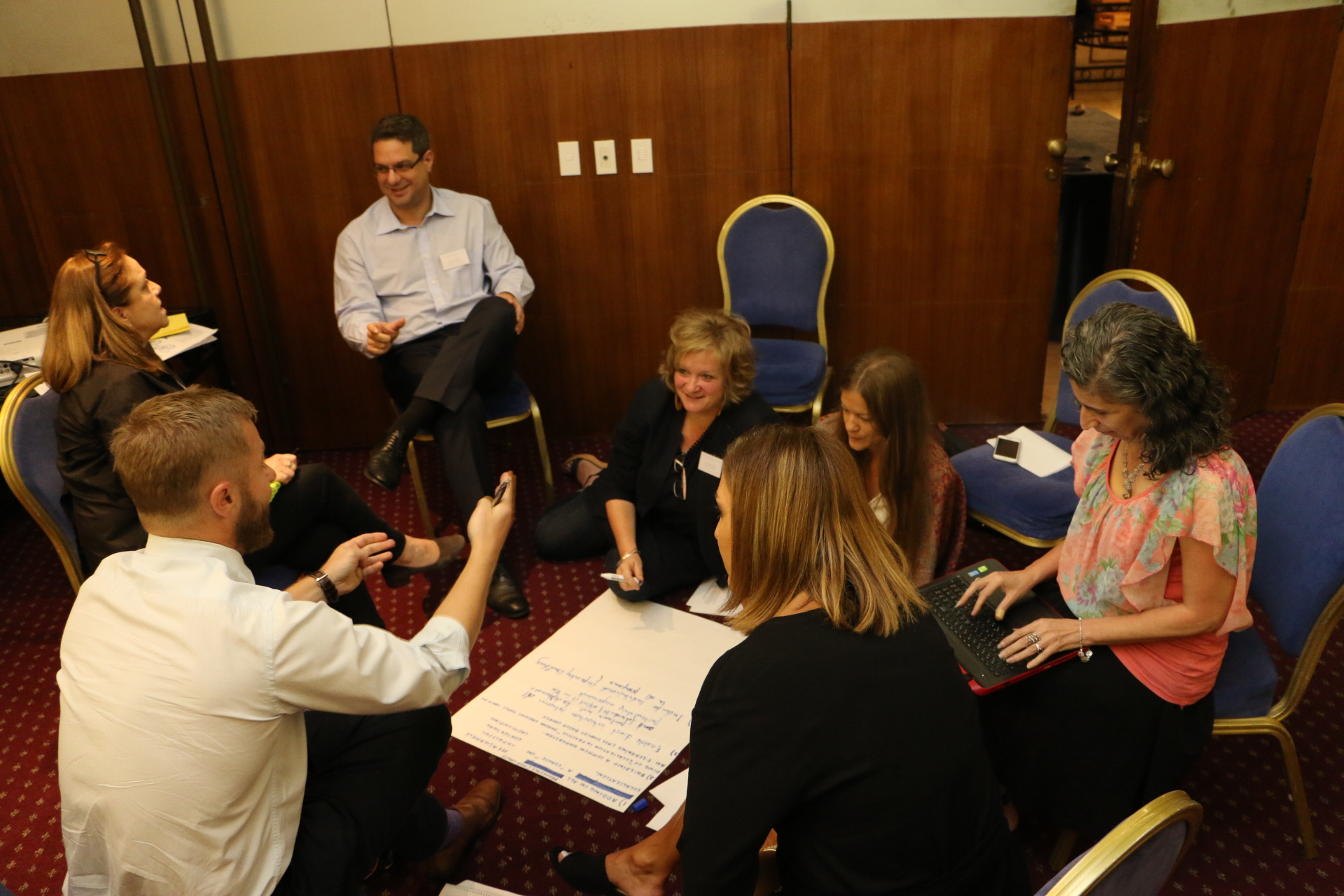 Middle East Regional Conference on Localisation - Day 2 - Group Discussions 3