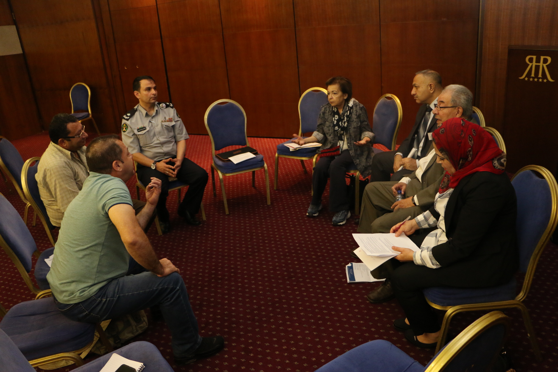 Middle East Regional Conference on Localisation - Day 2 - Group Discussions 4